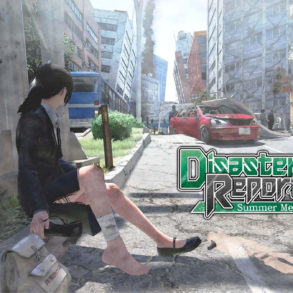 Disaster Report 4: Summer Memories - cover