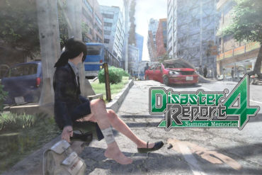 Disaster Report 4: Summer Memories - cover