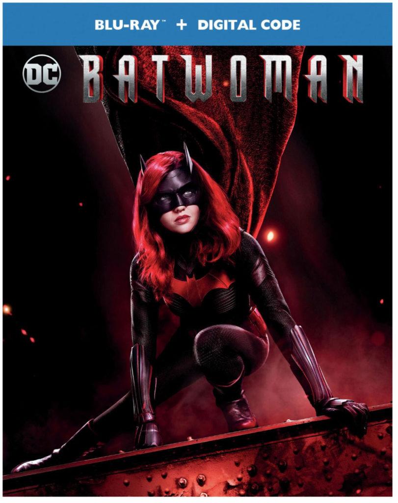 Batwoman S1 DVD BR