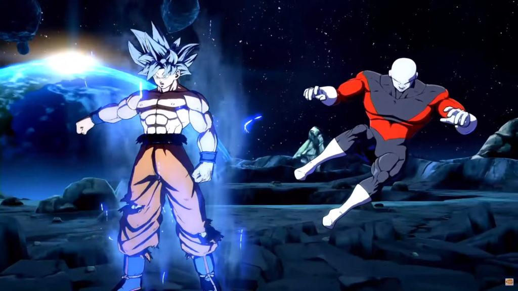 Dragon Ball: FighterZ - UI Goku 02