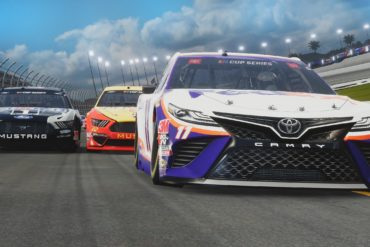 NASCAR Heat 5 - cars