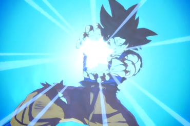 DRAGON BALL FighterZ %E2%80%93 Ultra Instinct Goku Launch Trailer 00 00 50