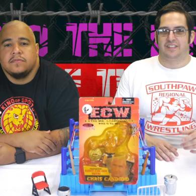 ECW Chris Candido Retro Figure Review 00 00 00