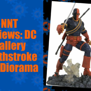 DC Gallery Deathstroke Feature