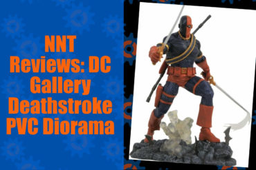 DC Gallery Deathstroke Feature