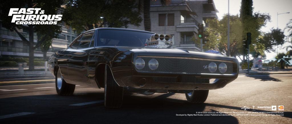 Fast & Furious Crossroads - Dom's car