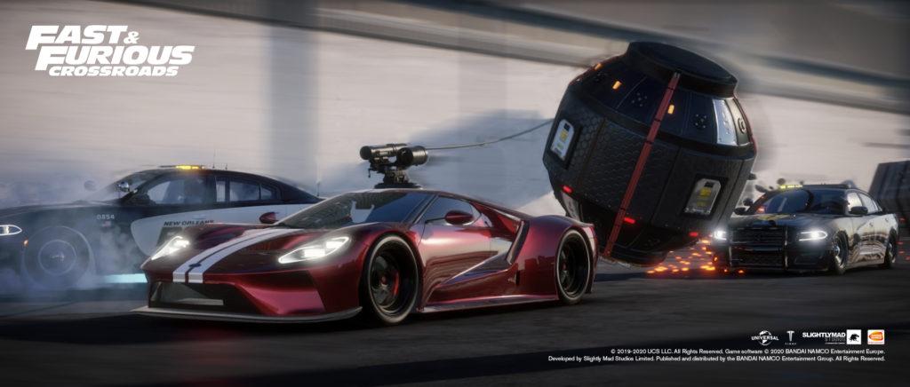 Fast & Furious Crossroads - Wrecking ball