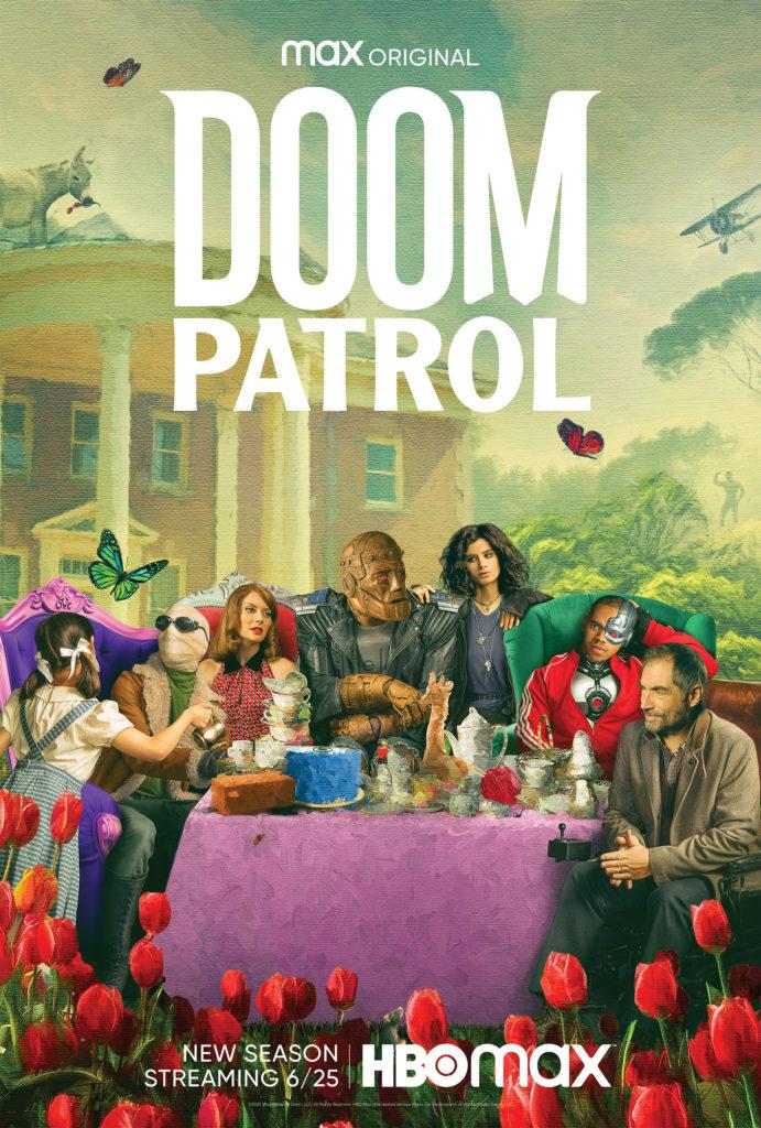 Doom Patrol S2 HBO Max