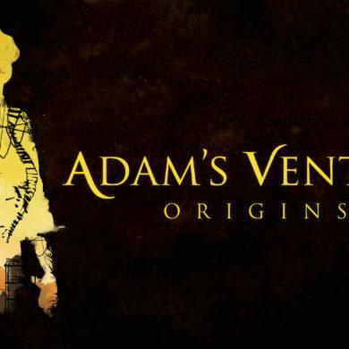 Adam's Venture: Origins - key art