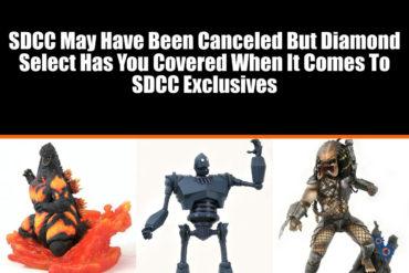 Diamond Select SDCC 2020.1