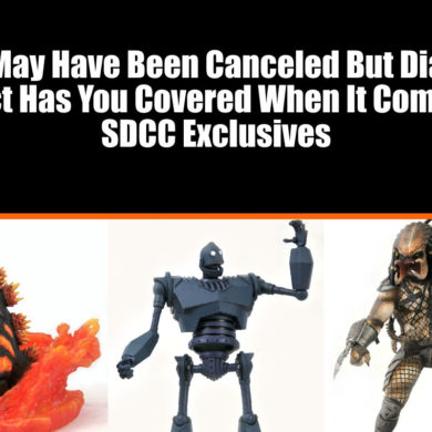 Diamond Select SDCC 2020.1