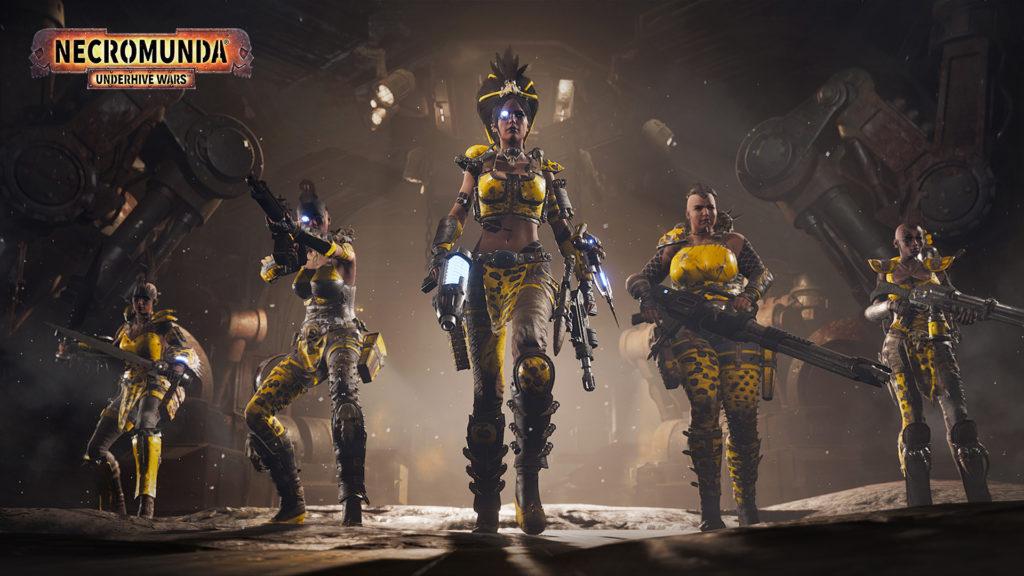 Necromunda: Underhive Wars - team