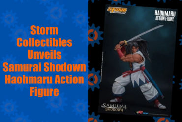 Haohmaru Storm Collectibles Feature