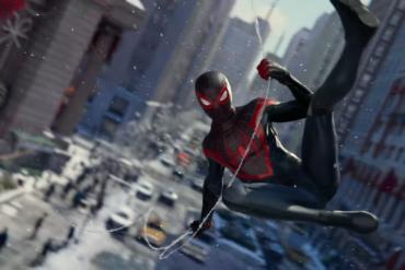 Spider Man Miles Morales PS5 2