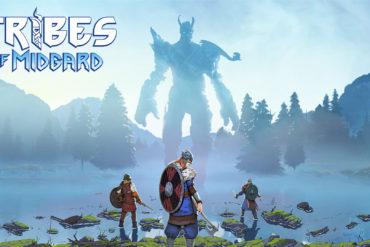 Tribes of Midgard - key art