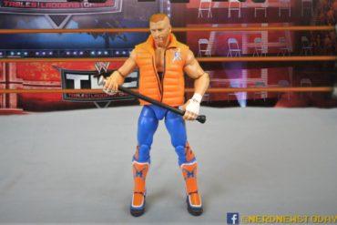 Curt Hawkins Figure Review WWE Elite series Edit