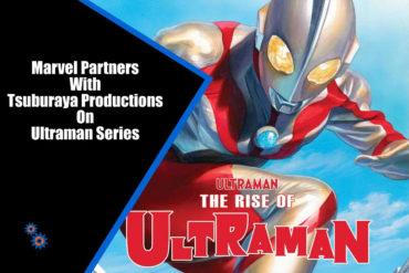 Ultraman Feature