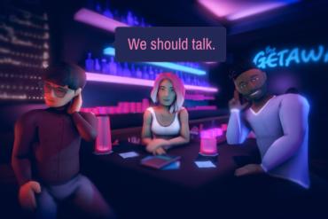 We Should Talk - cover