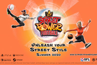Street Power Soccer - cover