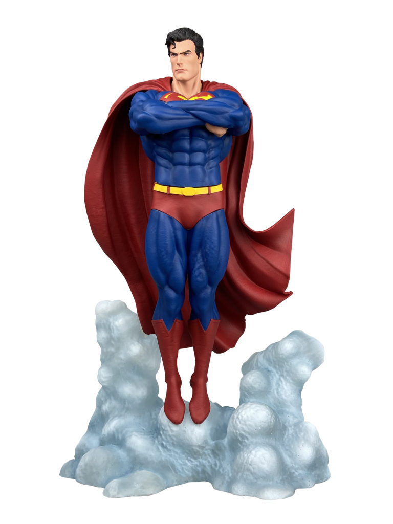 SupermanWithClouds1