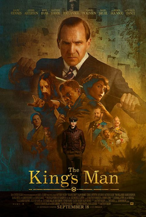 Kings Man 9.18.20 Poster