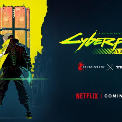 Cyberpunk 2077 - Edgerunners anime announcement