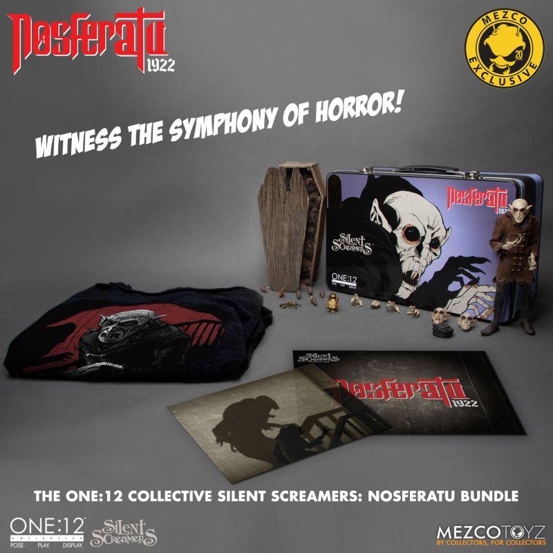 MezcoOne12 Nosferatu 22