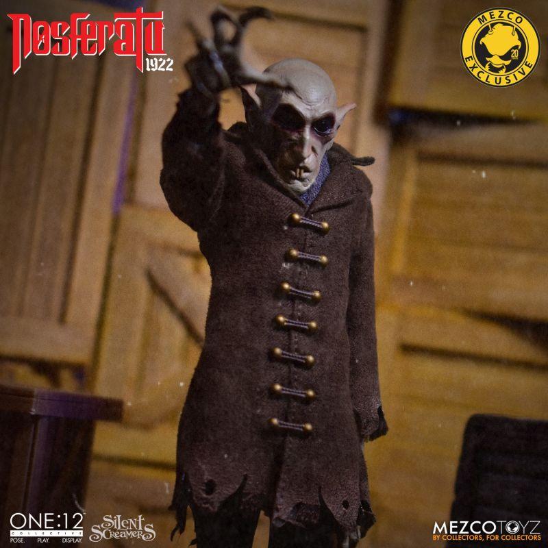MezcoOne12 Nosferatu 12