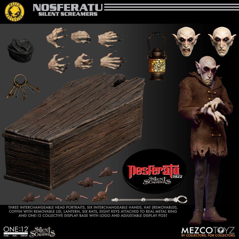 MezcoOne12 Nosferatu 18