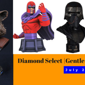 Diamond Select GG July 2020 Feature