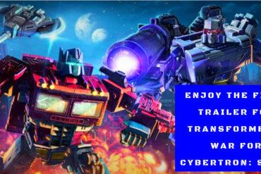 Transformers WFC Netflix Feature