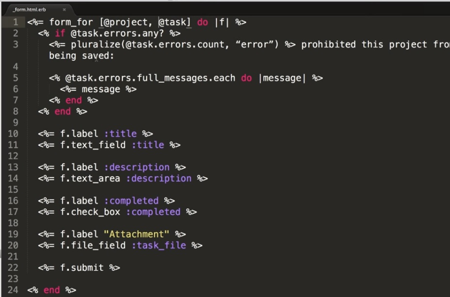 How to Save Values in the Backend of a Nested Resource in Rails
