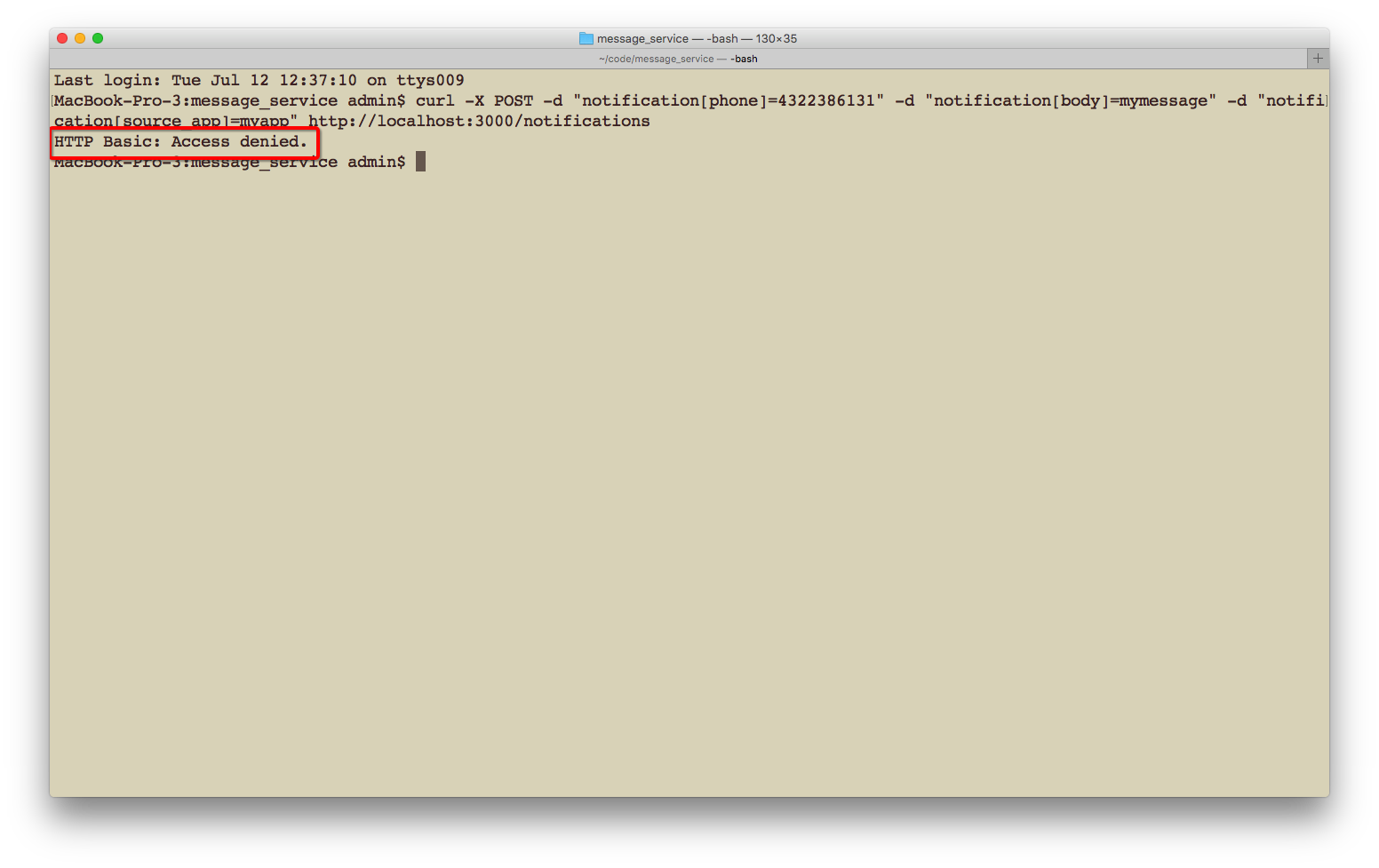Authenticating Microservice Requests in Rails