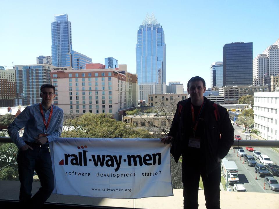 Railwaymen – SXSW 2013 Interactive