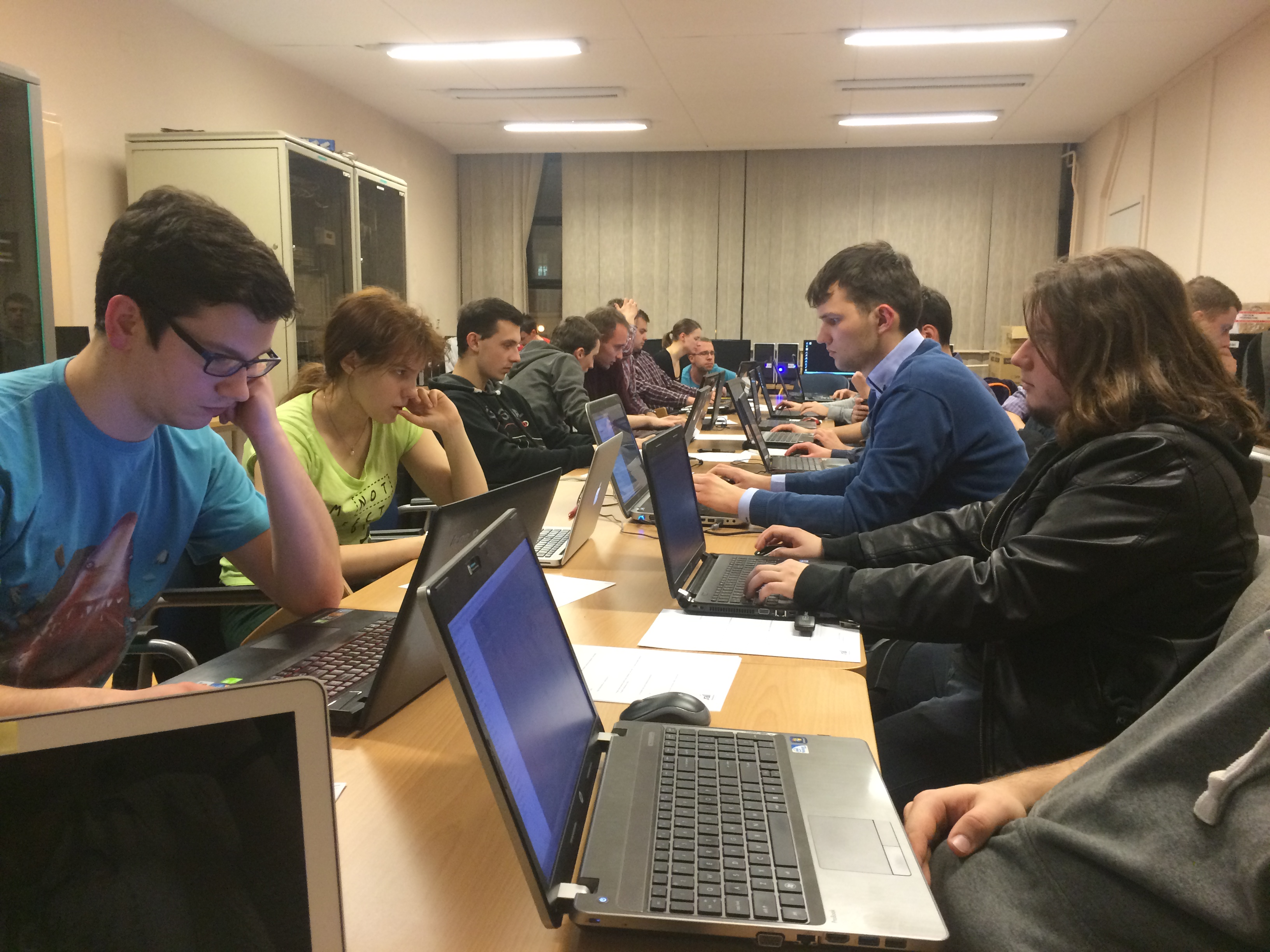 Ruby on Rails Development Workshops in Poland