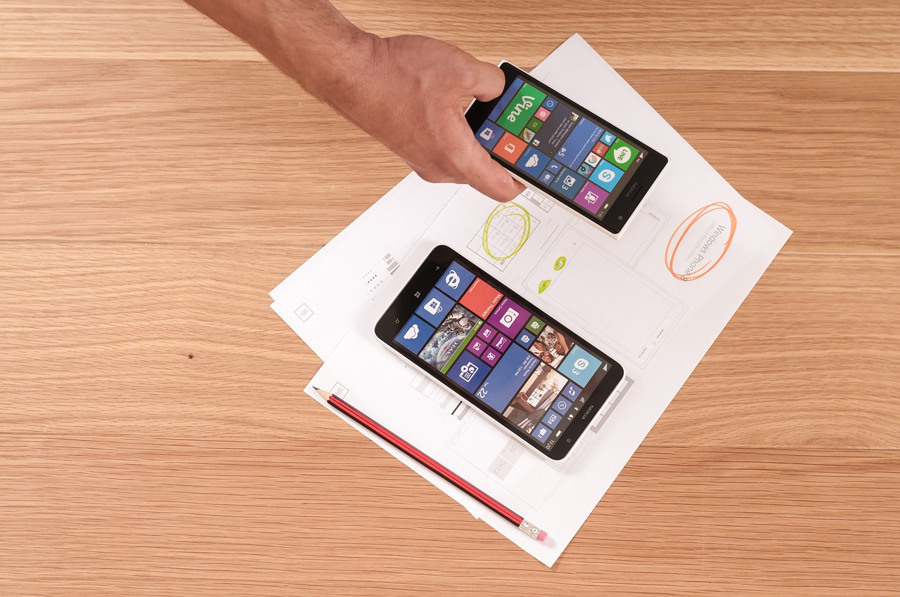 UX for mobile devices