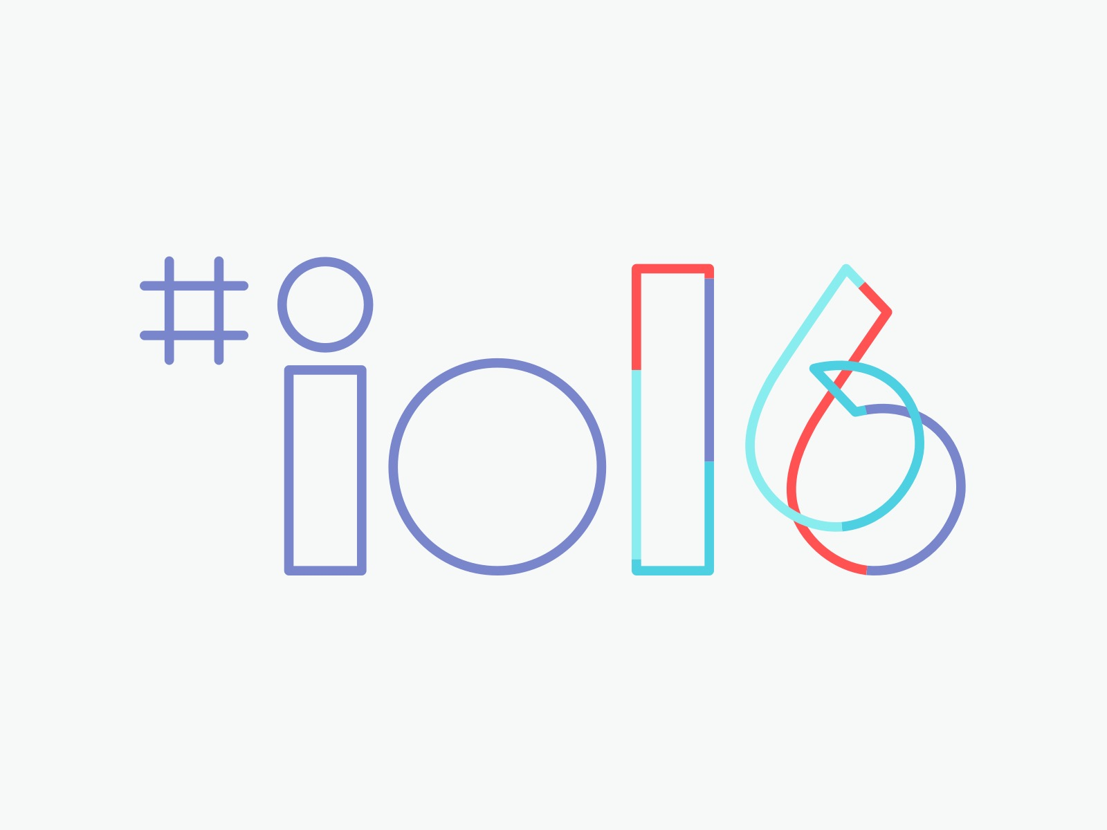 Google I/O 2016 conference on the way