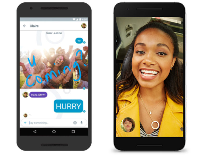 Google Duo for iOS and Android