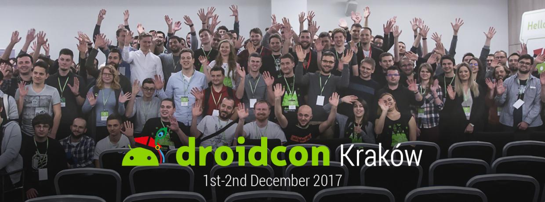 Droidcon Kraków 2017