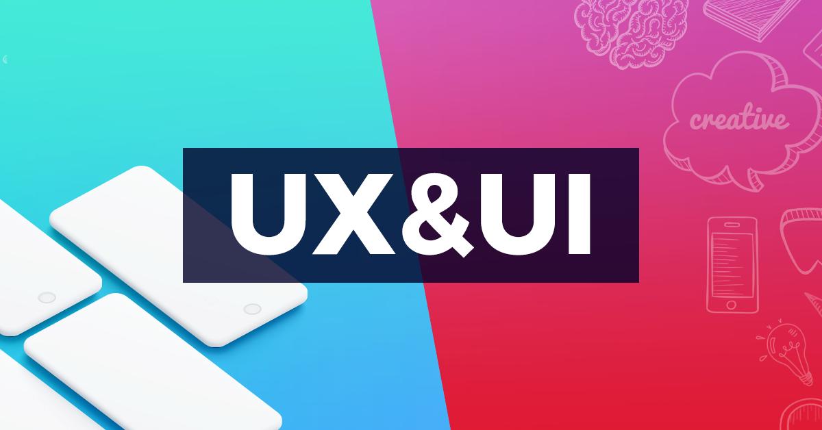 5 steps in UX/UI design stage