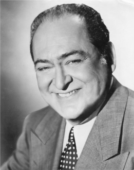"Edward Arnold was the star of ""Mr. President"""