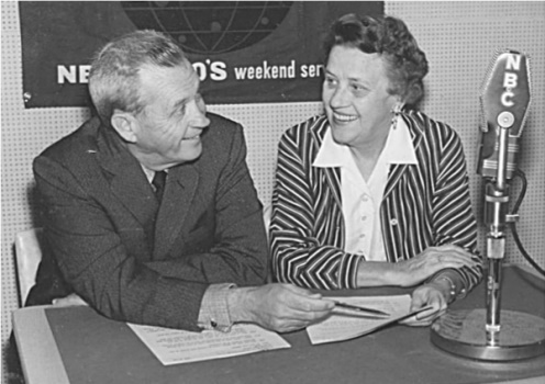"Even after ""The Fibber McGee and Molly Show"" ended its run, Marian and Jim Jordan continued to be heard in brief skits on ""Monitor,"" NBC Radio's weekend news and entertainment program."