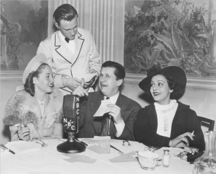 "Later known for his supporting role on ""The Dick Van Dyke Show,"" comedian Morey Amsterdam makes many hilarious appearances on ""Komedy Kingdom""."