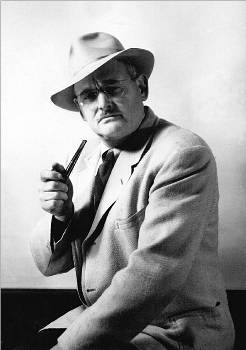 Doc Savage creator Lester Dent