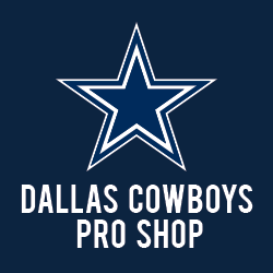 $100 Dallas Cowboys Pro Shop Gift Cards