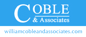 Website for William Coble & Associates, LLC