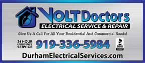 Website for Volt Doctors Electrical Service and Repair