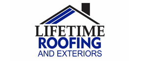 Website for Lifetime Roofing and Exteriors