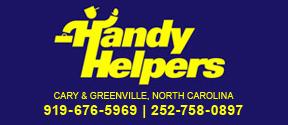 Website for Handy Helpers, Inc.