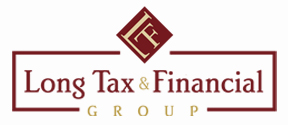 Website for Long Tax & Financial Group, Inc.